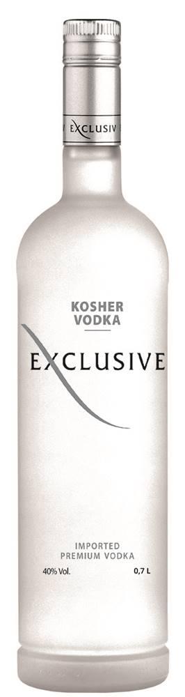 Exclusive Exclusive Kosher Vodka 40% 0,7l