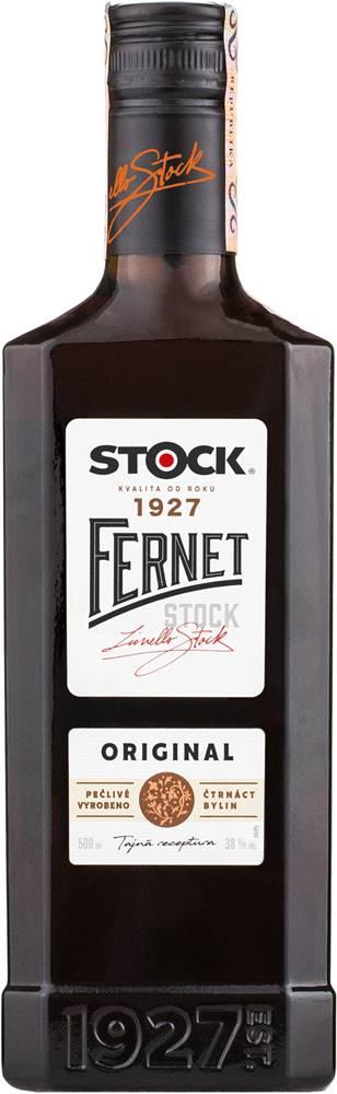 Fernet Stock Fernet Stock 0,5l 38%
