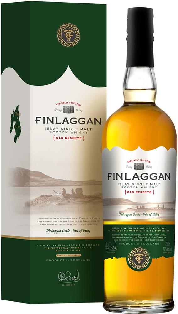 Finlaggan Finlaggan Old Reserve 40% 0,7l