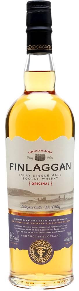 Finlaggan Finlaggan Original Peaty 40% 0,7l