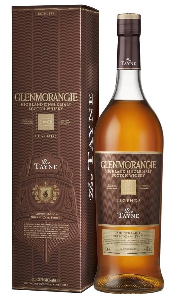 Glenmorangie Glenmorangie Tayne 1l 43%