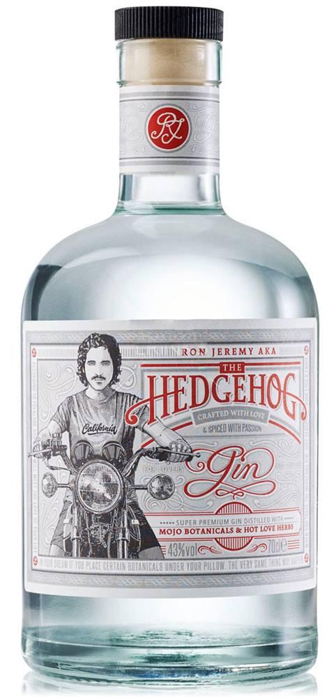 Ron de Jeremy Hedgehog Gin by Ron de Jeremy 43% 0,7l