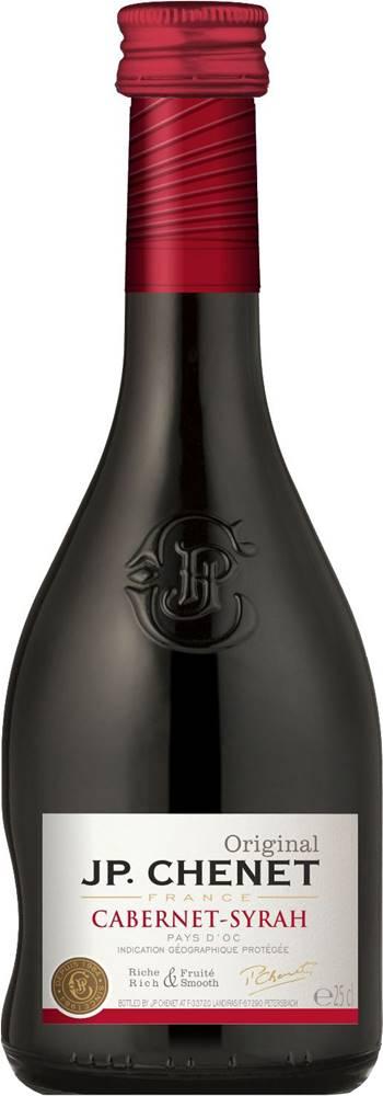 J.P. Chenet J.P. Chenet Cabernet - Syrah 0,25l 12,5%