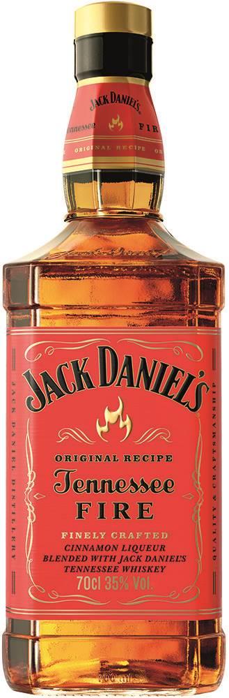 Jack Daniels Jack Daniel's Fire 35% 0,7l