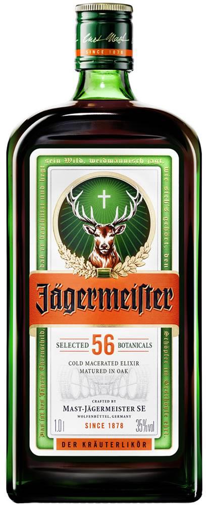 Jägermeister Jägermeister 1l 35%