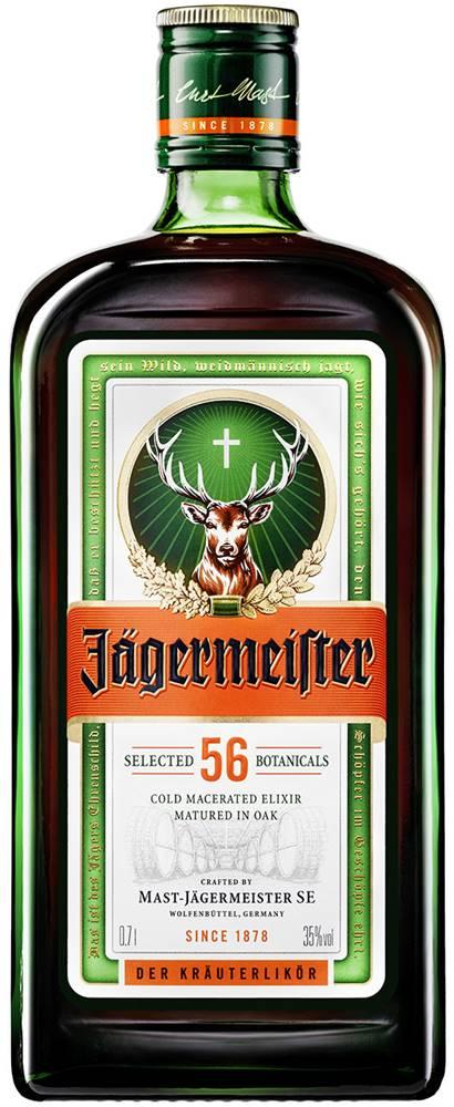 Jägermeister Jägermeister 35% 0,7l