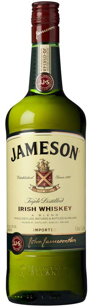 Jameson Jameson 1l 40%