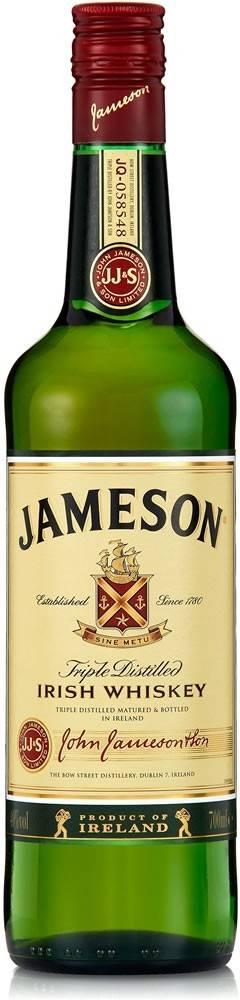 Jameson Jameson 40% 0,7l