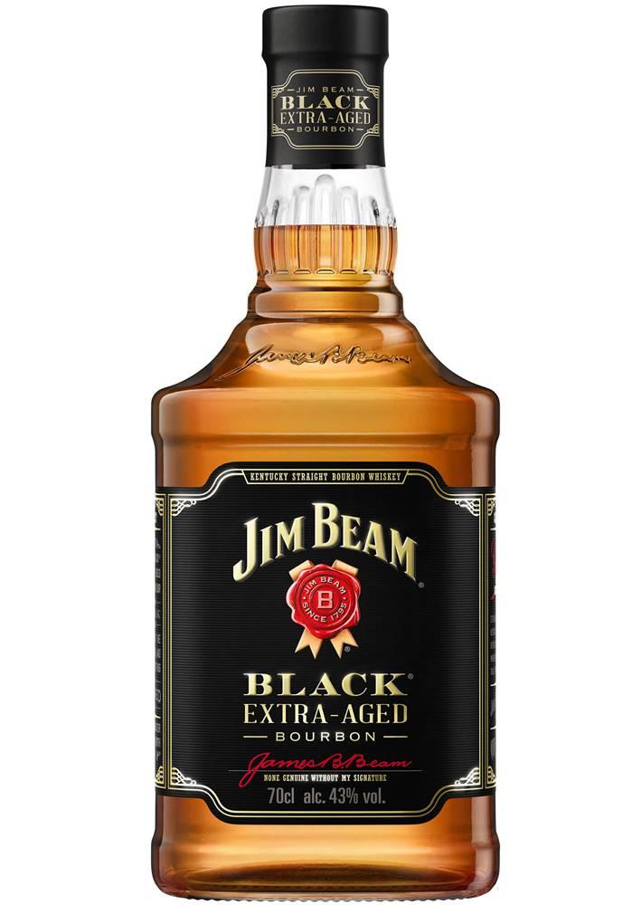 Jim Beam Jim Beam Black Extra Aged 43% 0,7l