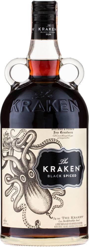 Kraken Kraken Black Spiced 1l 40%