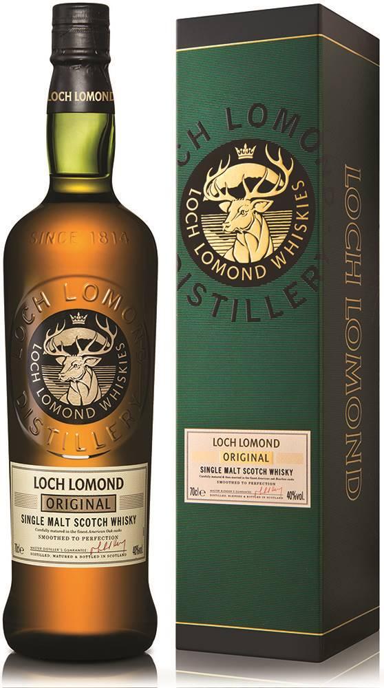 Loch Lomond Loch Lomond Original 40% 0,7l