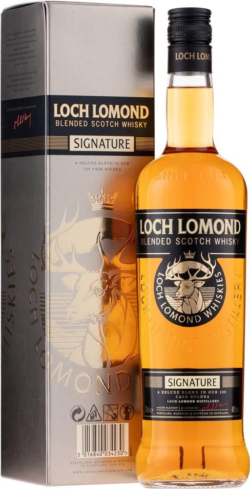 Loch Lomond Loch Lomond Signature 40% 0,7l