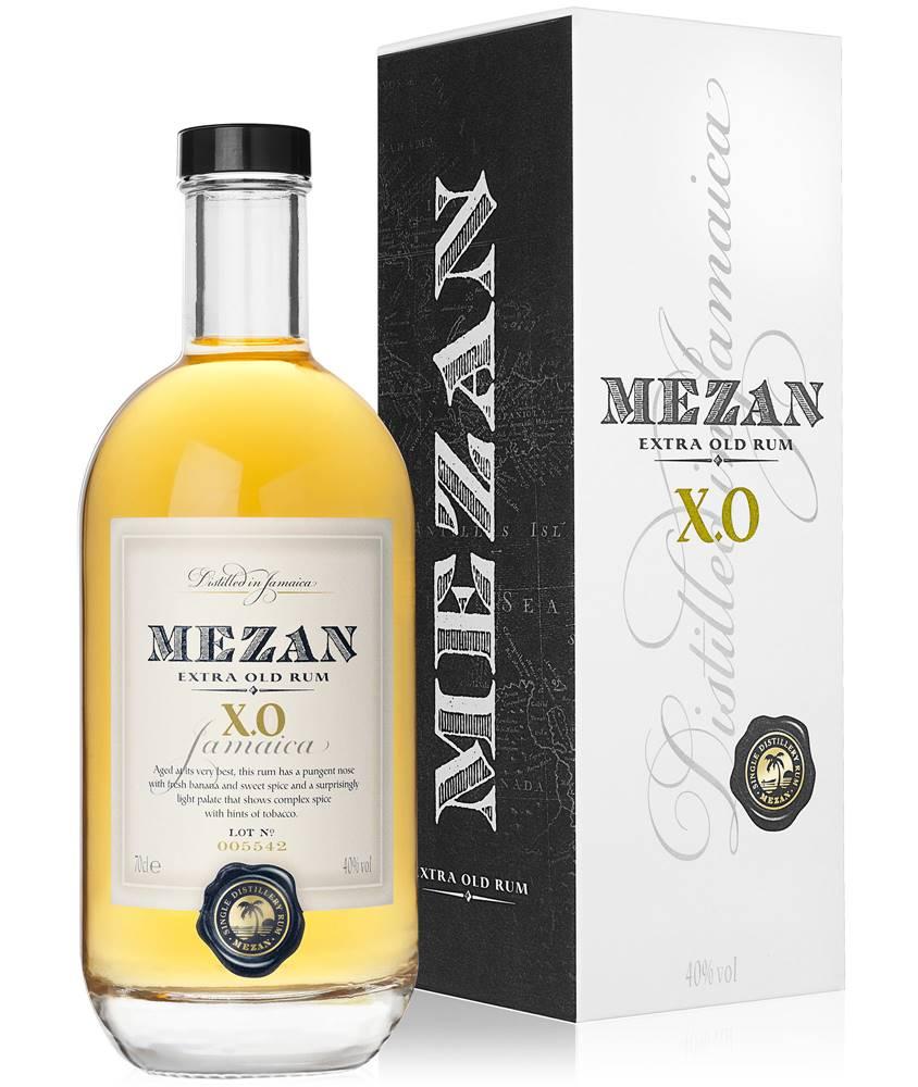 Mezan Mezan XO Jamaica 40% 0,7l