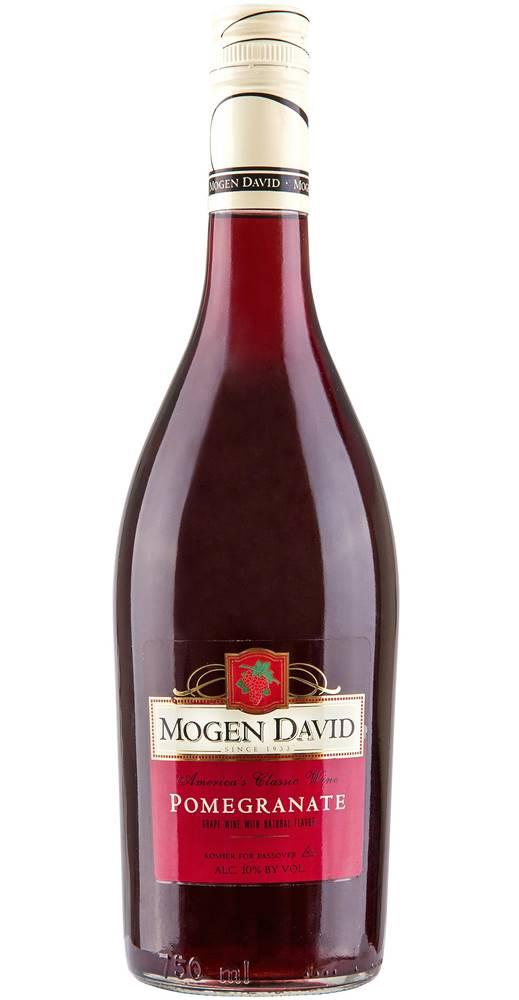 Mogen David Mogen David Pomegranate 10% 0,75l