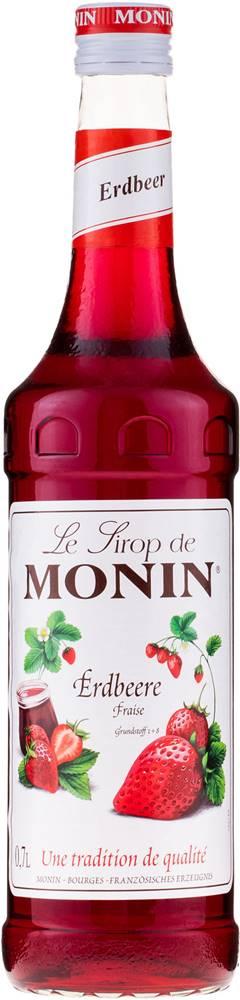 Monin Monin Erdbeer 0,7l