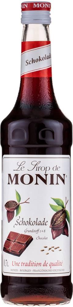 Monin Monin Tmavá Čokoláda 0,7l