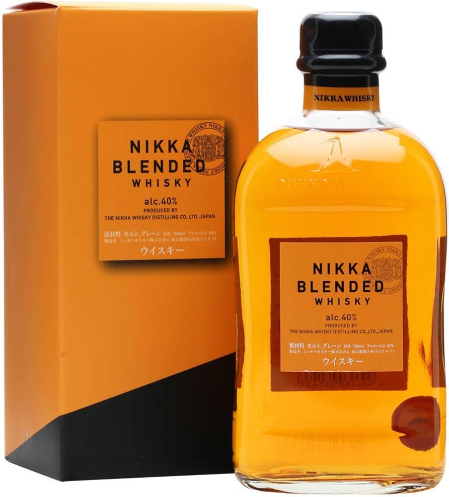 Nikka Blended 40% 0,7l