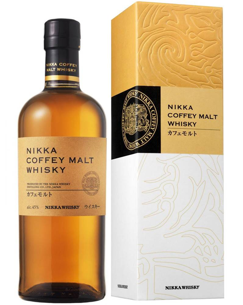 Nikka Nikka Coffey Malt 45% 0,7l