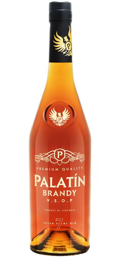 Palatín Palatin VSOP 7 ročné brandy 40% 0,7l