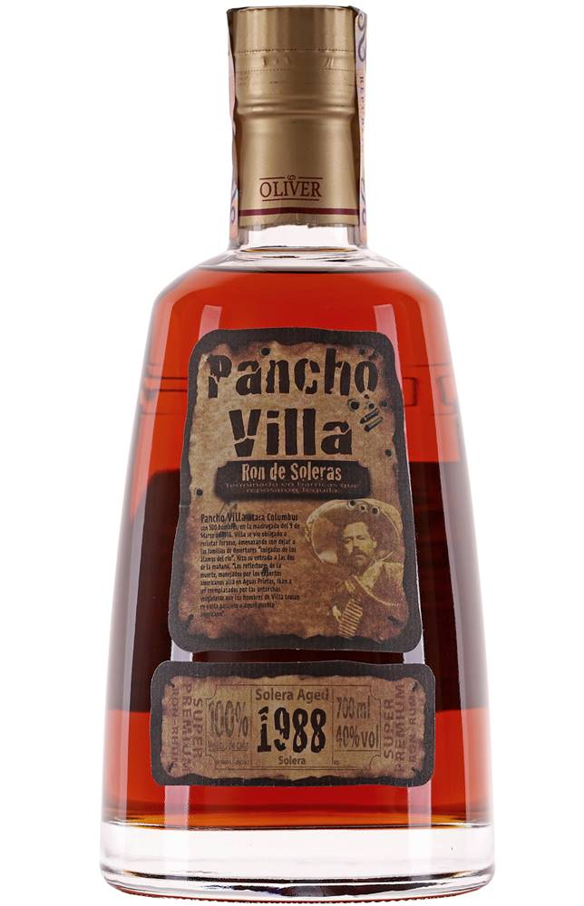 Pancho Villa Pancho Villa 1988 40% 0,7l