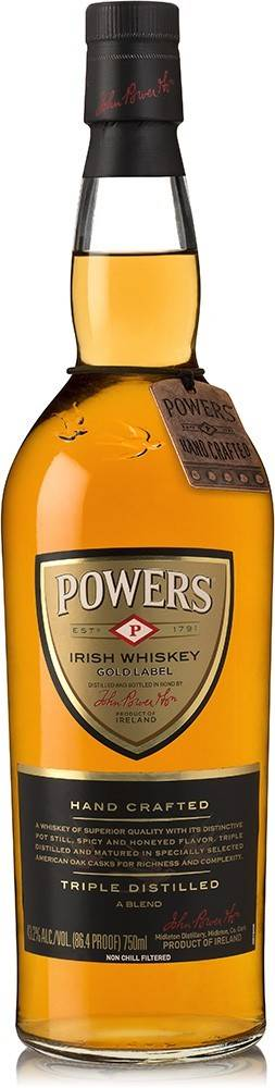 Powers Powers Gold Label 43,2% 0,7l