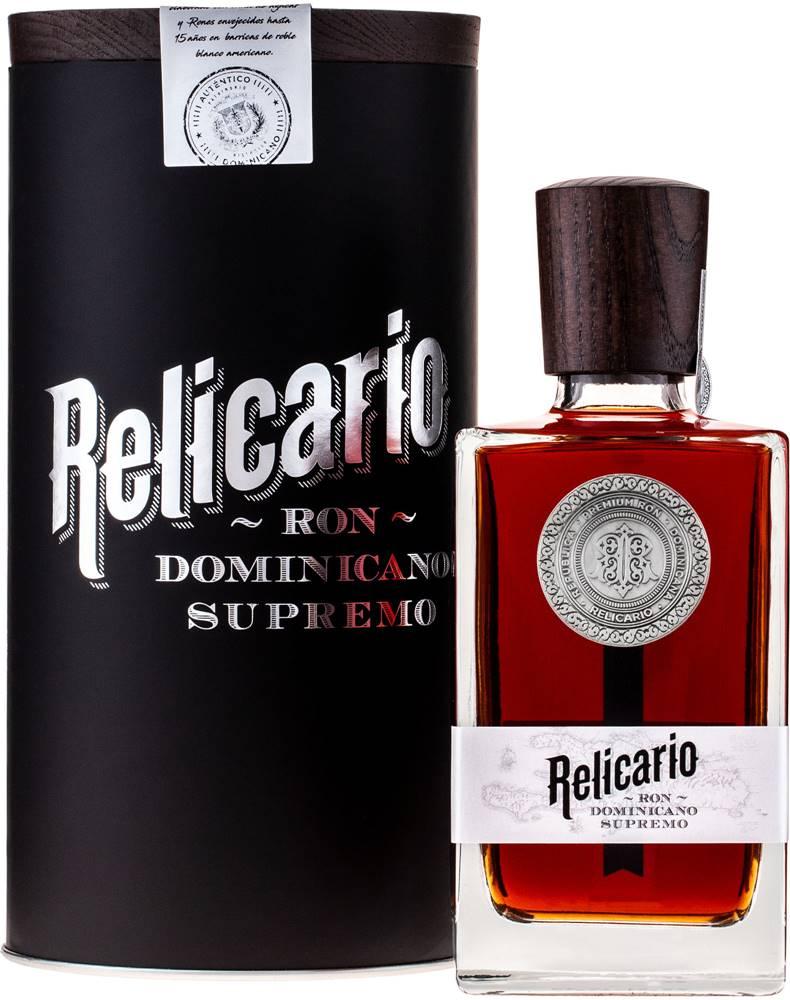 Relicario Relicario Ron Dominicano Supremo 40% 0,7l