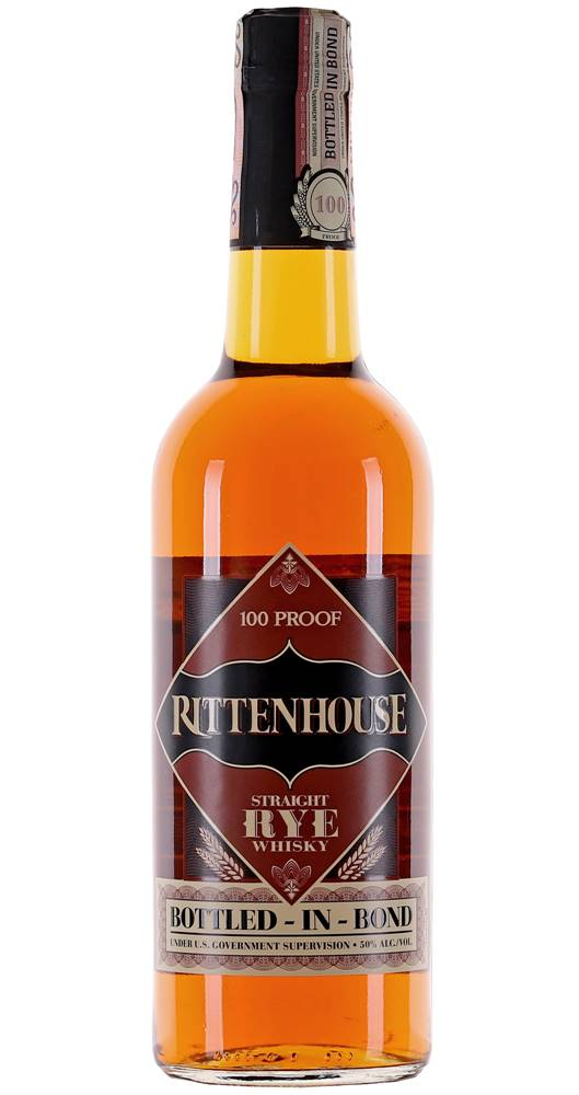 Brockmans RittenhoStraight Rye Whisky 50% 0,7l