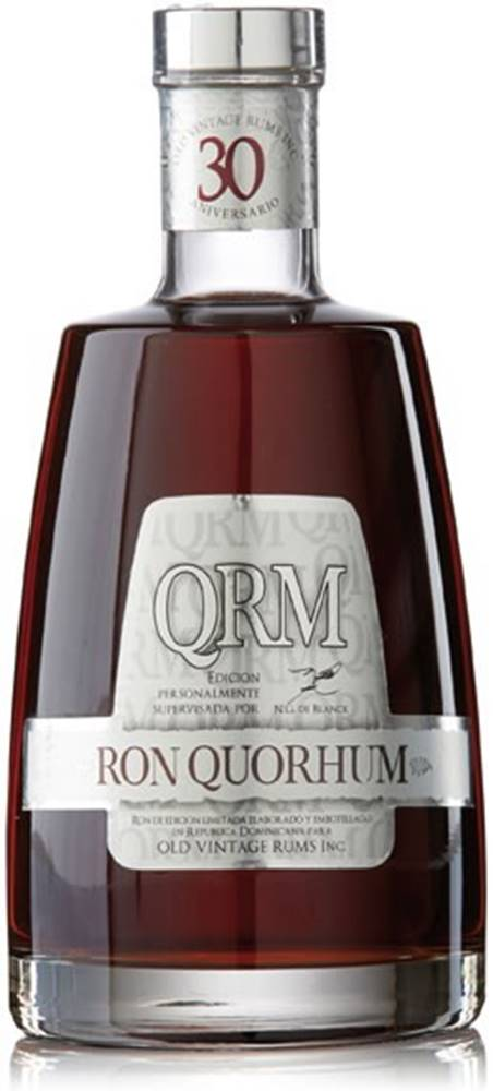 Ron Quorhum Ron Quorhum 30 Aniversario 40% 0,7l