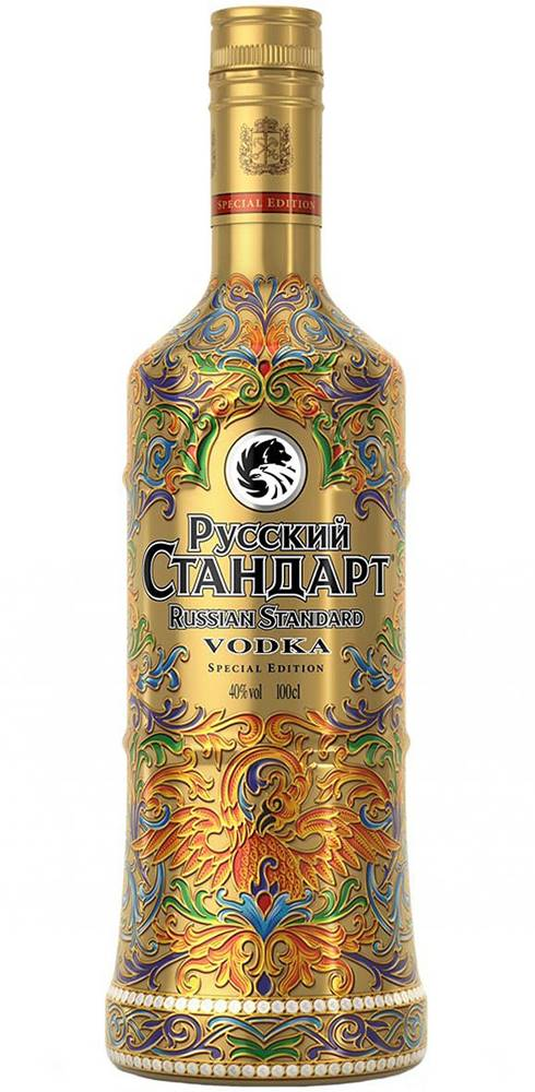 Russian Standard Russian Standard Lyubavin Special Edition 1l 40%