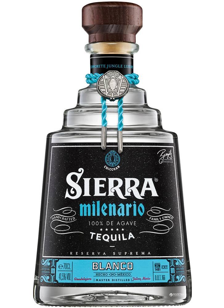 Sierra Sierra Milenario Blanco 41,5% 0,7l