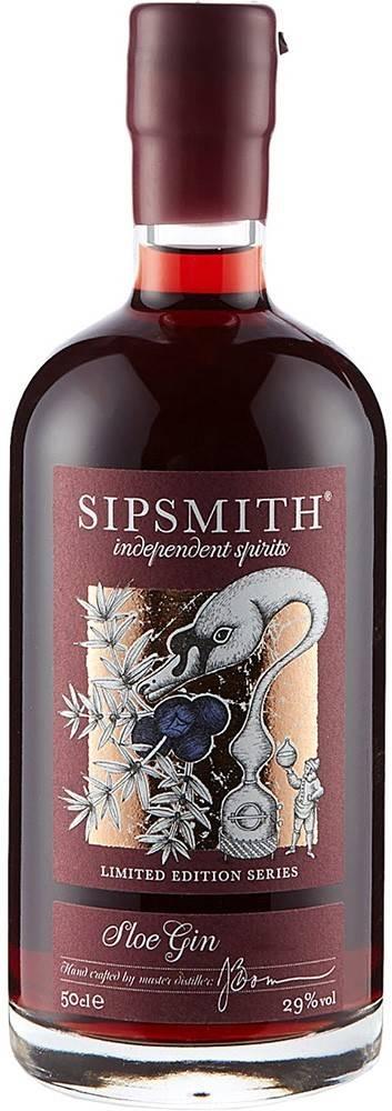 Sipsmith Sipsmith Sloe Gin 29% 0,5l