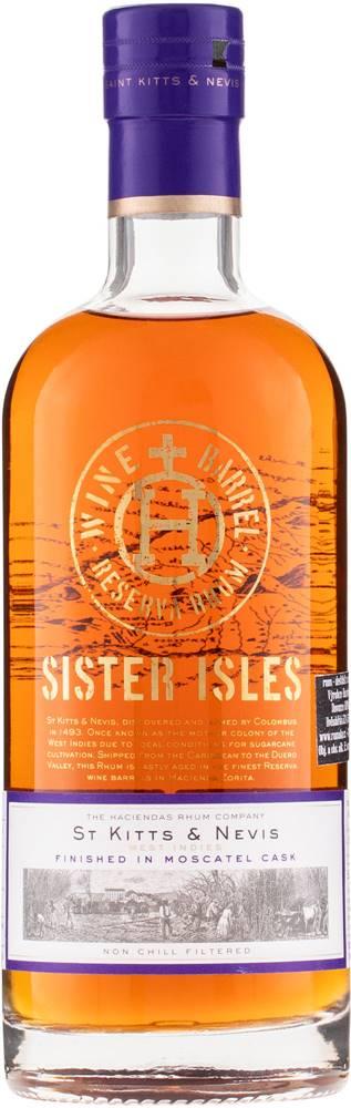 Sister Isles Sister Isles Moscatel Cask 45% 0,7l
