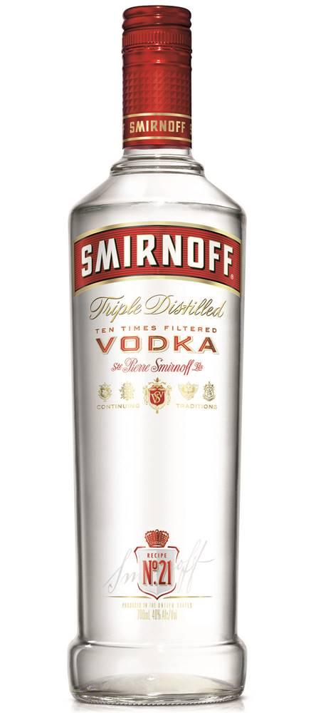 Smirnoff Smirnoff Red 37,5% 0,7l