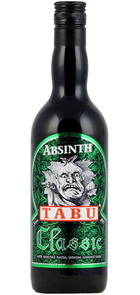 Tabu Tabu Classic Absinth 55% 0,7l