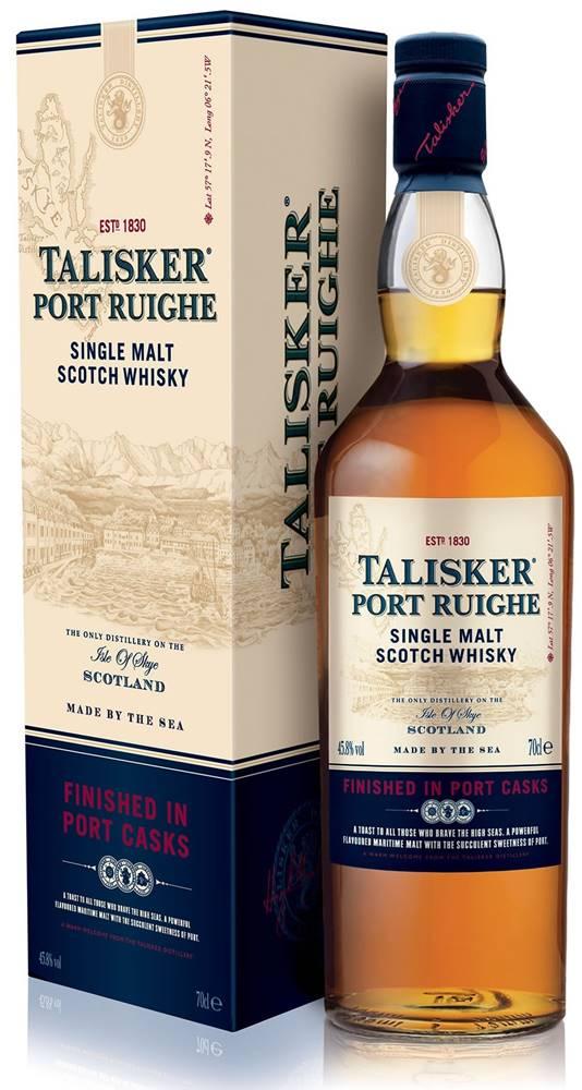 Talisker Talisker Port Ruighe 45,8% 0,7l