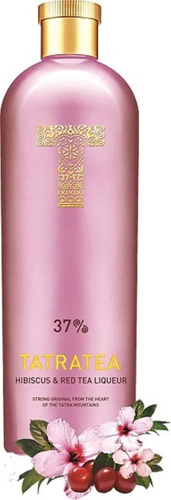 Karloff Tatratea Hibiscus & Red 37% 0,7l