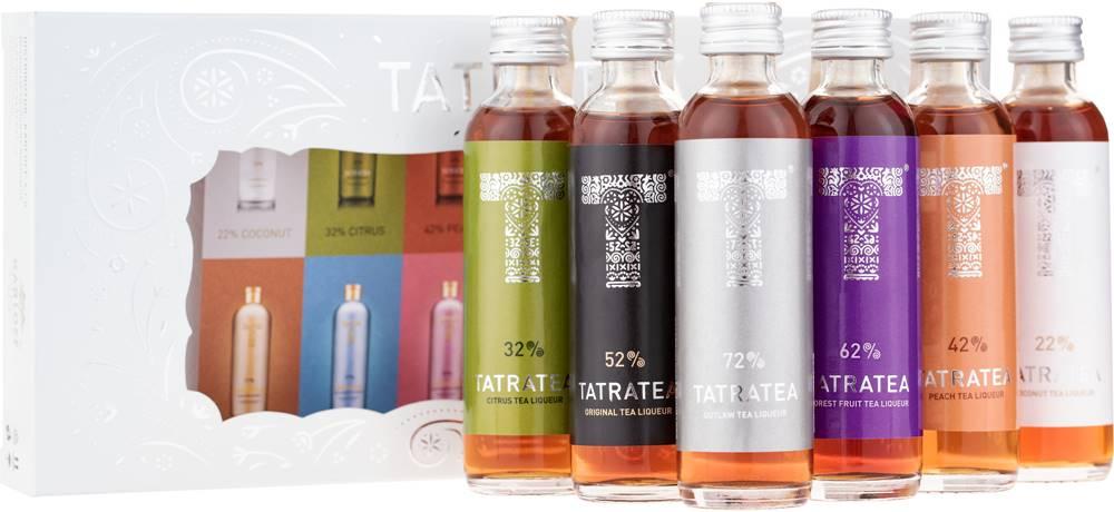 Karloff Tatratea Mini Set I. 47% 0,24l