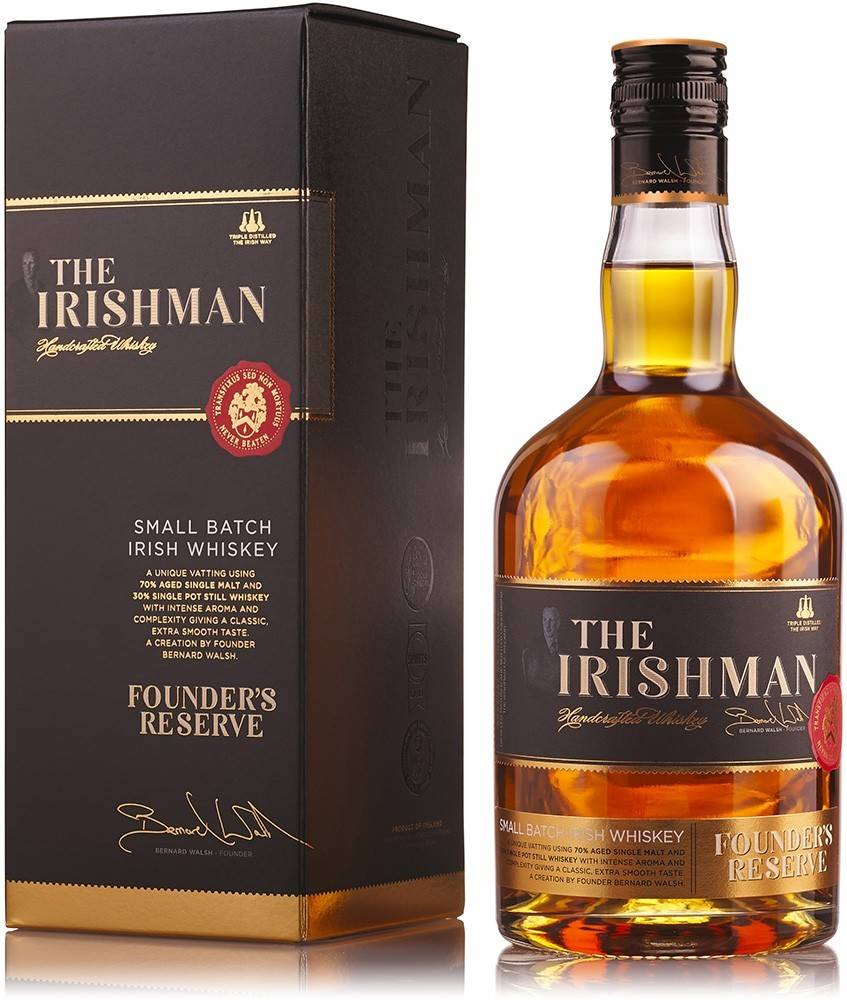 The Irishman The Irishman Founder&