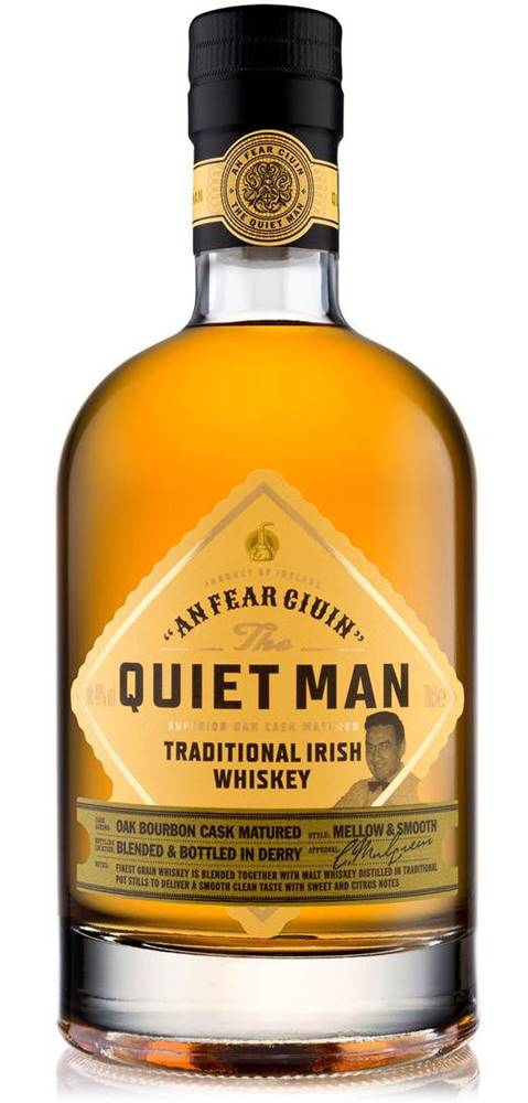 The Quiet Man The Quiet Man Blend 40% 0,7l