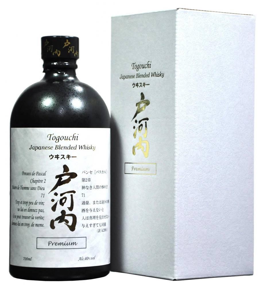 Togouchi Togouchi Blended Premium 40% 0,7l