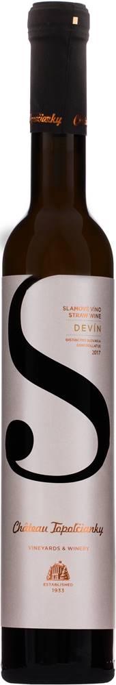 Château Topoľčianky Topoľčianky Devín slamové víno 2017 11% 0,375l