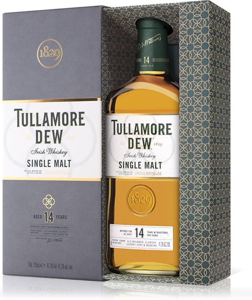 Tullamore Dew Tullamore Dew 14 ročná 41,3% 0,7l