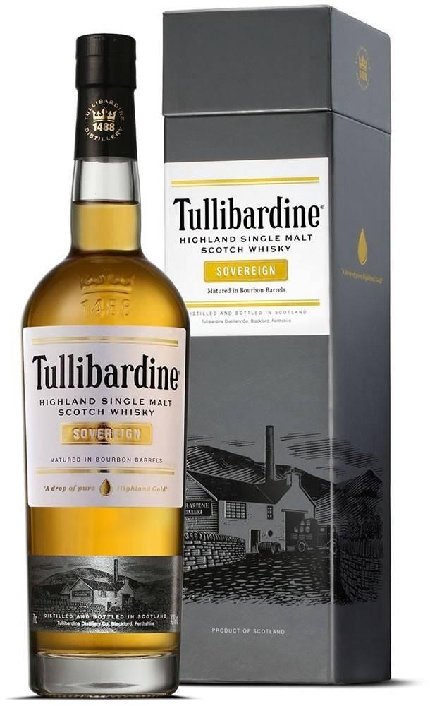 Tullibardine Tullibardine Sovereign 43% 0,7l