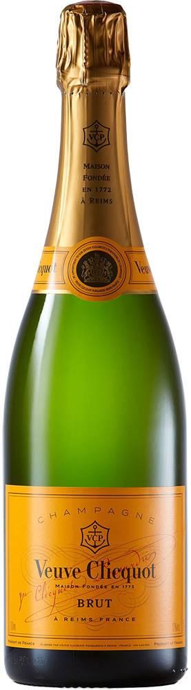 Veuve Clicquot Veuve Clicquot Yellow Label 12% 0,75l