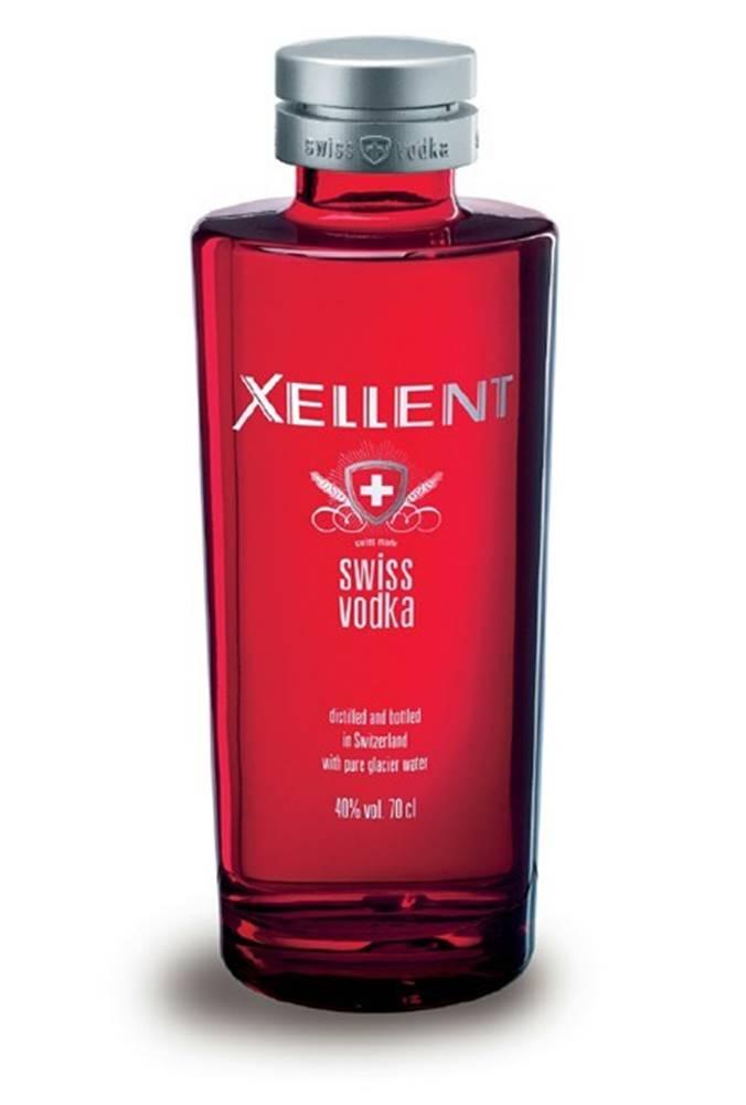 Xellent Xellent Swiss Vodka 40% 0,7l