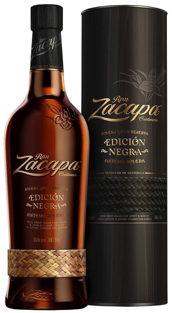 Zacapa Zacapa Centenario Edición Negra 43% 0,7l