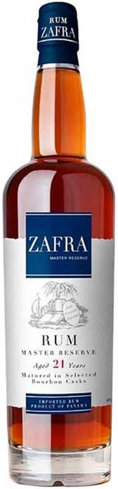 Zafra Zafra Master Reserve 21 ročný 40% 0,7l
