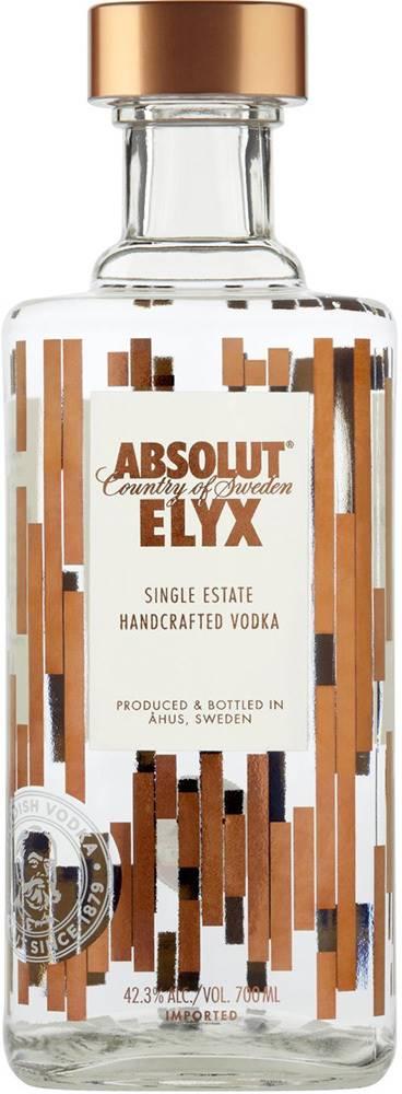 Absolut Absolut Elyx 42,3% 0,7l
