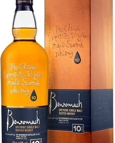 Whisky Benromach