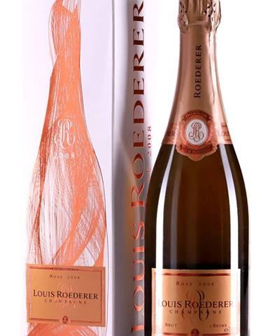 Šampanské a šumivé vína Louis Roederer